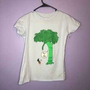 The giving tree shirt